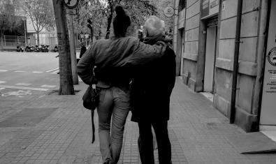 Fotografía de 'Patas arriba' ©Graciela Contreras