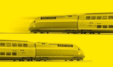 Els trens de l'Imagine Express