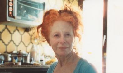 Una de las exposiciones de la muestra está formada por una serie de retratos de la madre del fotógrafo