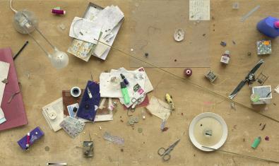 'Cosas en una habitación: una etnografía de lo insignificante'