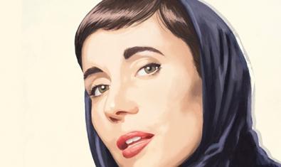 Cartell de l'espectacle 'Les dones de Guido Contini', amb Mariona Castillo