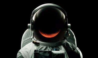 Marte, el espejo rojo