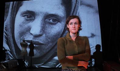 Rosa Galindo en 'La Maternitat d'Elna'