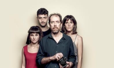Els quatre intèrprets de 'Medusa'