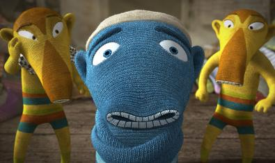Fotograma de la película de animación