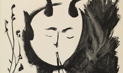 'Faune', Picasso
