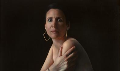'Nicole', de Anne-Christine Roda. Primer Premio de Pintura