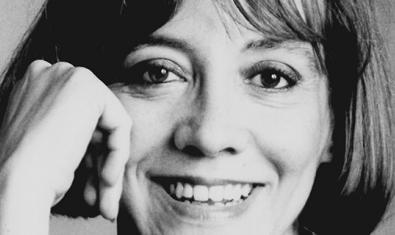 La escritora y periodista Montserrat Roig