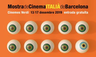 Mostra de Cinema Italià de Barcelona.