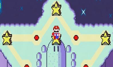 Una imatge d'un videojoc de tipus Arcade serveix d'imatge per al podcast