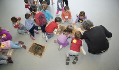 Una actividad para estimular el aprendizaje y la imaginación.