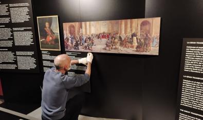 El Museo de Historia de Cataluña reabre una parte de la exposición permanente. Fotografía de Teresa Rodón