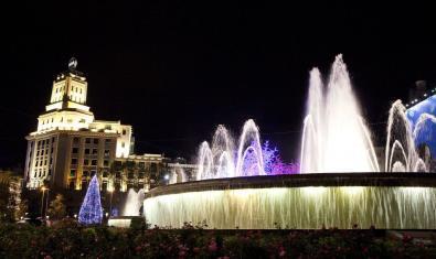 La plaza de Catalunya será el centro de las actividades programadas