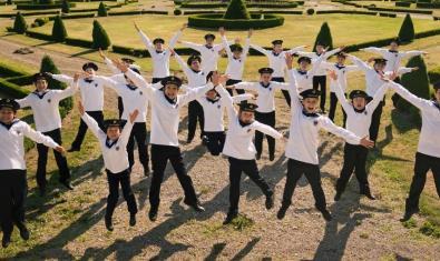 El cor Nens Cantaires de Viena