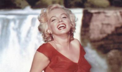 Marilyn Monroe en 'Niagara'