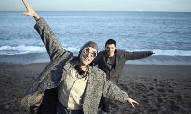 Els dos actors de 'Los niños oscuros de Morelia'