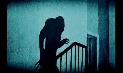 Still from 'Nosferatu, a symphony of terror', a film by Friedrich Wilhelm Murnau from 1922