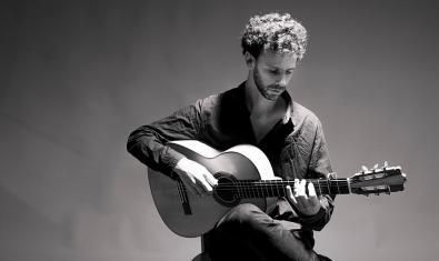 Ofer Ronen, un dels artistes que actuarà a l'(in)fusion flamenca