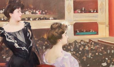 'Ópera. Pasión, poder y política'