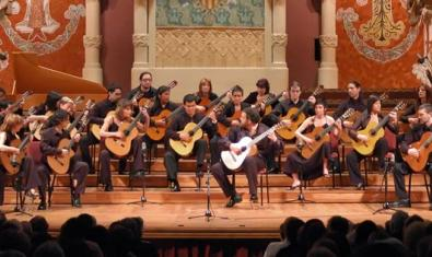 The Barcelona Guitar Orchestra