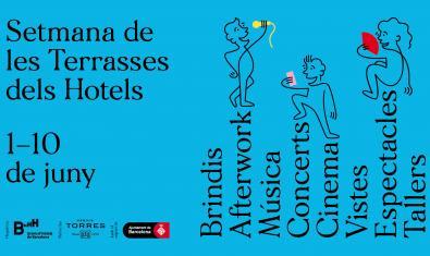 Setmana de les Terrasses dels Hotels