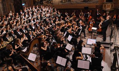 L'Orquestra i el Cor de la UB participaran en el XXXII Cicle de Música a la Universitat