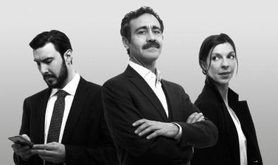 Els tres intèrprets d''Othello'