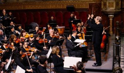 La Orquestra de la Universitat de Barcelona