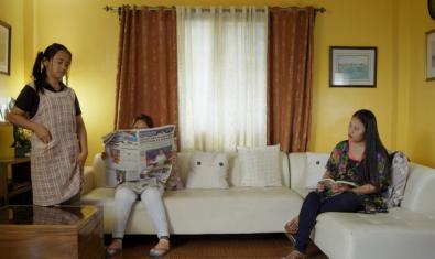 Fotograma del documental 'Overseas'