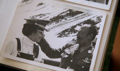 Fotograma del documental 'El pacto de Adriana'