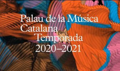 La temporada 2020-2021 del Palau de la Música té com a eix central Bach i l'exploració de les fronteres musicals