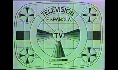 "Imagen del film de Muntadas ""TVE: primer intento"""