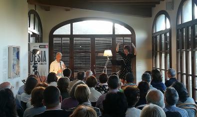 'Paraules i Sons de Barcelona', amb Gemma Sangerman i Oriol Romaní, al MUHBA Vil·la Joana