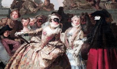 Una de les celebracions que s'amaguen al museu.