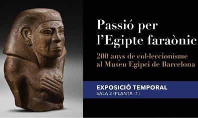 'Pasión por el Egipto faraónico'