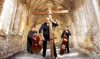 A promotional image for the concert at Palau de la Música on 7 April
