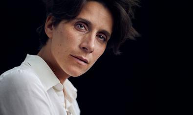 La actriz Patrícia Bargalló, intérprete en 'La vida pornogràfica'