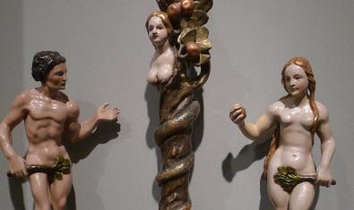 'Pecado original', una de las piezas incluidas en el itinerario