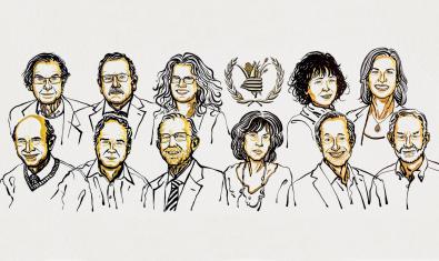 Premios Nobel 2020