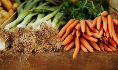 Imatge d'hortalisses