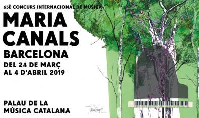 Concurso Internacional de Música Maria Canals de Barcelona