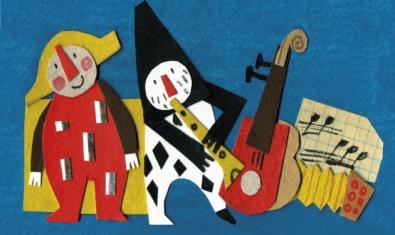 Ilustración del cartel del concierto