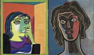 'Picasso – Picabia. La pintura en qüestió'