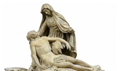 'La piedad', de Ramón Padró Pijoan