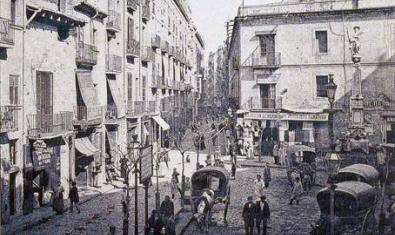 El Raval, al segle XIX