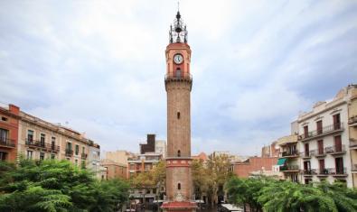Plaza de la Vil·la de Gràcia