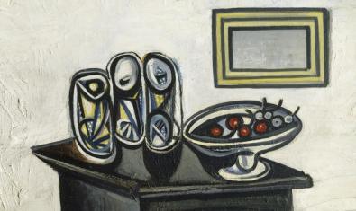 Bodegón de Picasso