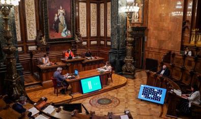 El Fons Covid se ha aprobado en un pleno este viernes 24 de julio