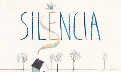 Portada del llibre Silencia