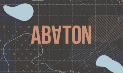 Detall del cartell que anuncia el cicle Abaton
